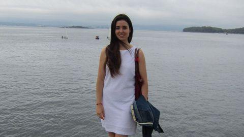 Nora Formoso-Raffety, herida en el accidente de Angrois.