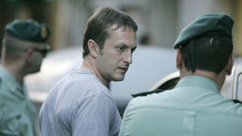 Martínez Campos, en el 2011, cuando registraron su coche en el marco de la investigación del crimen de sus padres