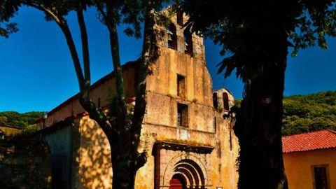 Monasterio de Obona