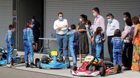 Los Reyes con Alonso