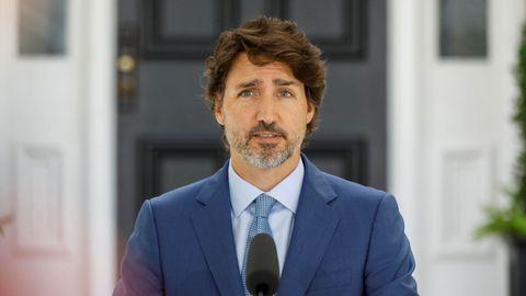 El primer ministro de Canadá, Justin Trudeau, acusado de un presunto caso de conflicto de intereses