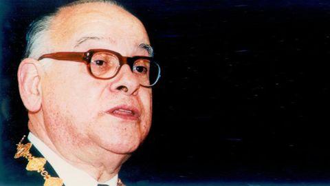 Muere Joaquim Veríssimo, Premio Príncipe de Asturias de Ciencias Sociales en 1995