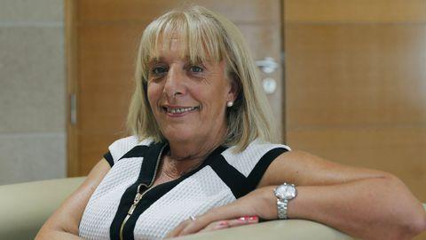 Marisol Nóvoa, presidenta de la CEO