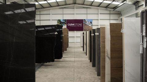 Cupa Stone ha abierto un centro de distribución en Lisboa