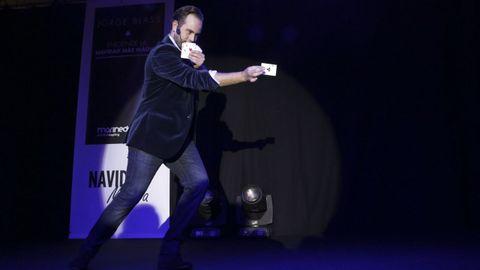 Jorge Blass estara en Sarria en el festival de magia