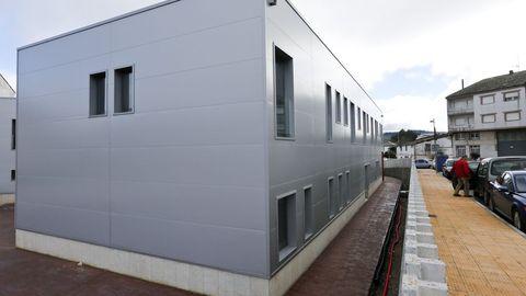 La residencia de Castroverde lleva más de cinco años terminada