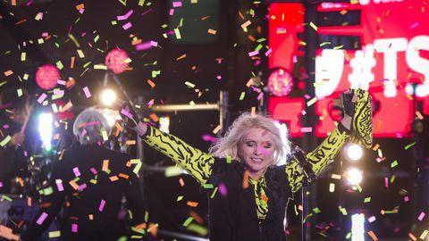 Debbie Harry en el 2014 en Nueva York