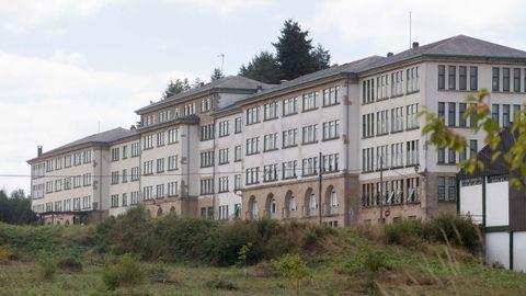 El Hospital de Calde está dedicado a la atención de pacientes psiquiátricos desde el 2012
