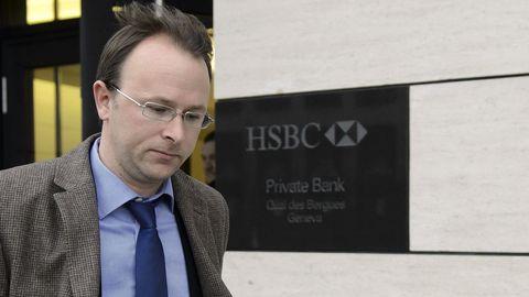El fiscal suizo Yves Bertossa, que investiga las operaciones financieras de Juan Carlos I