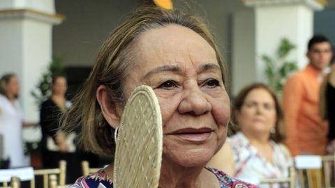 Mercedes Barcha, viuda de Gabriel Garcia Marquez, en una imagen de archivo