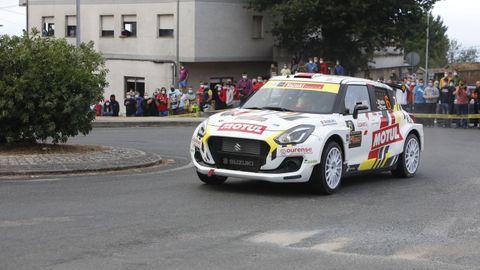 Imagen de archivo del Rali de Ourense 2020