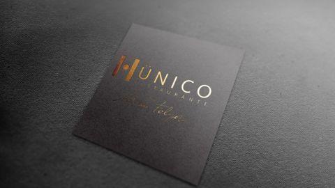 Logo del restaurante del hotel Hilton en A Coruña