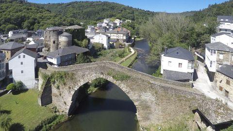 Puente de Navia de Suarna