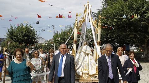 En Castro Caldelas no habrá procesion, sin banderas, ni Irrio Peliqueiro