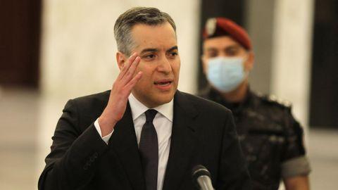 Mustafá Adib es el tercer primer ministro del Líbano en tan solo diez meses