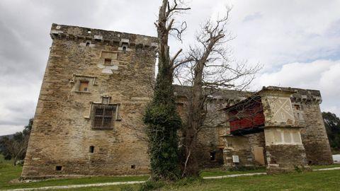 El restaurado Pazo deTovar ofrece en sus instalaciones un centro de interpretación de los pazos de galicia