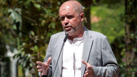 Unai Sordo, secretario general de CC. OO.