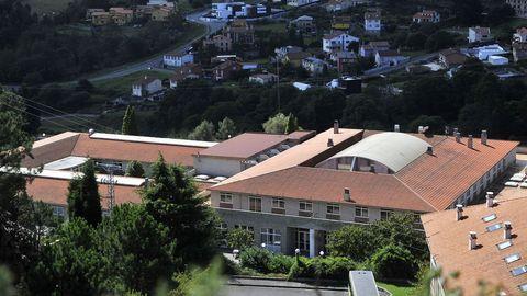 La residencia Orpea de Culleredo alberga a 30 usuarios y cinco empleados con covid-19