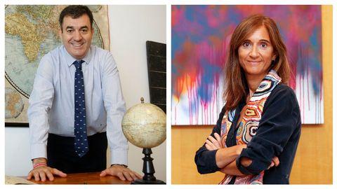 Román Rodríguez, conselleiro de Cultura, asumirá de nuevo Educación, y relevará a Carmen Pomar