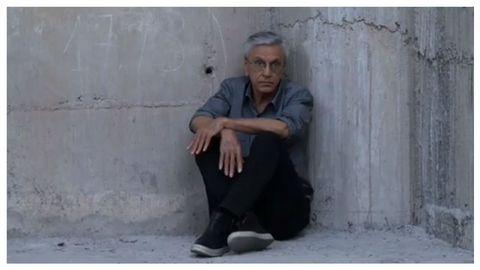 Caetano Veloso, en el filme documental «Narciso em Férias»