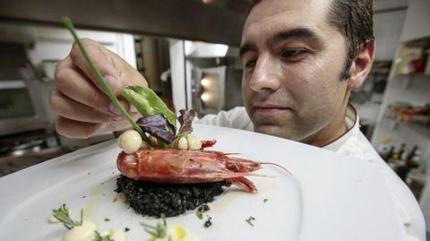 El cocinero Martin Mantiila, en una foto de archivo