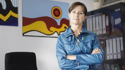 Carmen Trelles, directora IES Blanco Amor Culleredo. Imagen de archivo