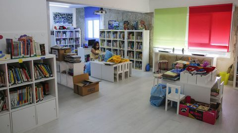 El CRA Amencer de Ribadavia tiene 13 alumnos más que el curso pasado