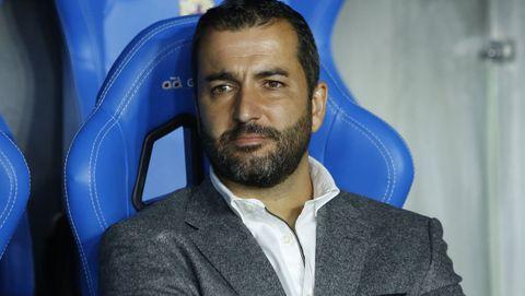 El vigues Diego Martinez sigue a los mandos del Granada tras ser elegido entrenador revelacion la pasada temporada
