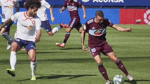 344 - Osasuna-Celta (2-1) el 11 de julio del 2020