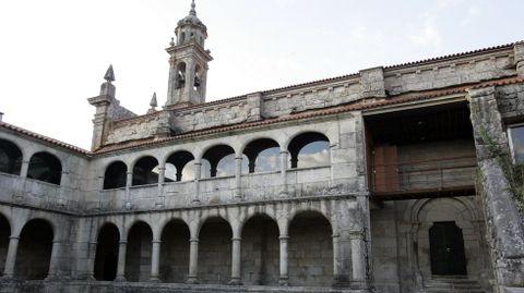 El monasterio de Xunqueira de Espadanedo será rehabilitado