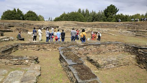 Castro de Viladonga, exemplo de ocupación romana na cultura autóctona