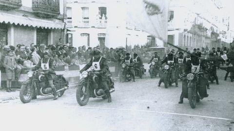 El San Froilán en los años 40
