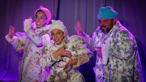 Hilo Producciones representa ste domingo en el auditorio de Lugo la obra Tal vez soñar