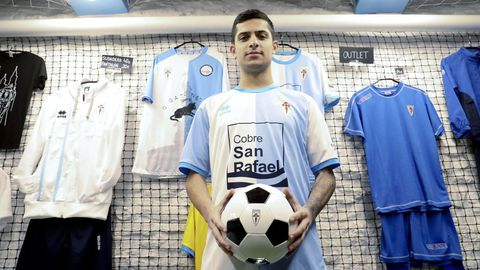 El exdeportivista Bicho milita en el Compostela