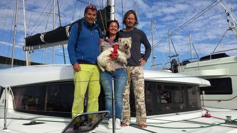 Hablan los tripulantes del Swiss Lady del ataque sufrido por las orcas