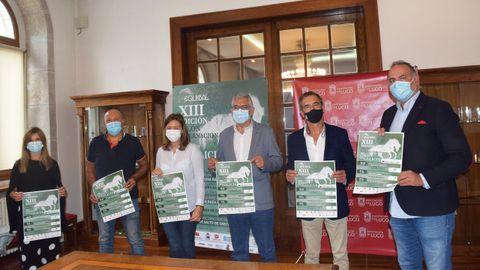 Presentación de Equigal en Lugo