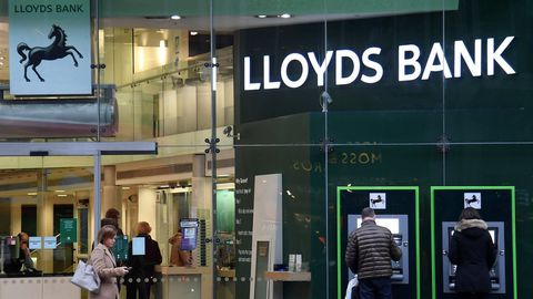 Sucursal de Lloyds Bank en Londres