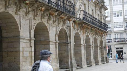 Casa del Concello de Lugo.