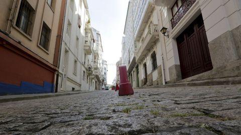 Imagen de archivo de la calle Rosario