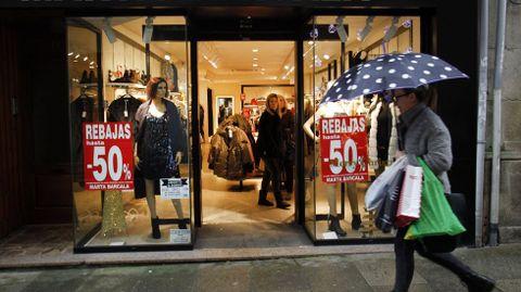 La caída del consumo lastró la economía