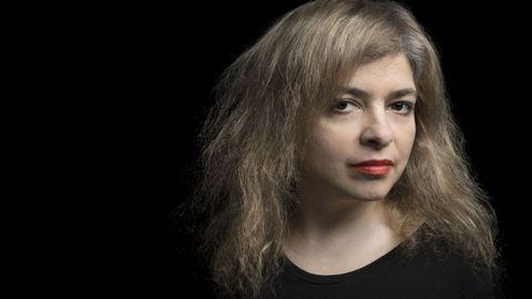 La escritora argentina Mariana Enriquez