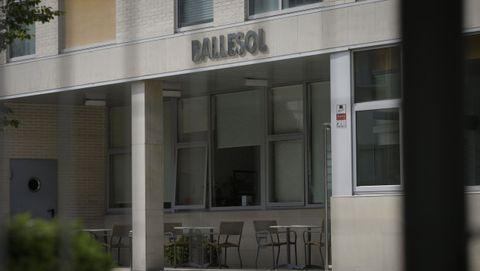 Residencia de la tercera edad Ballesol de Oleiros
