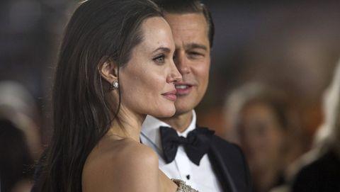La pareja en una imagen del año 2015, cuando aún estaban casados