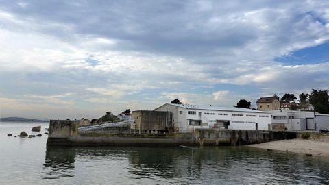 La instalación acuícola lleva más de tres décadas funcionando en Palmeira