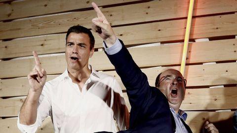 El 25 de septiembre del 2015, en la campaña de las catalanas, Pedro Sánchez y Miquel Iceta cerraron su mitin en Barcelona bailando juntos el tema de Queen «Don't Stop me now» (No me detengas ahora). Cuatro años después, Iceta ha frenado el intento de Sánchez de promover la candidatura de Illa a las autonómicas