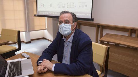 Francisco Blanco, reumatólogo de Cee