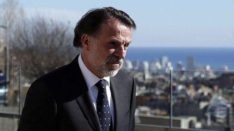 El directivo del Grupo Planeta, Josep Crehueras