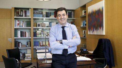 Román Rodríguez, conselleiro de Educación