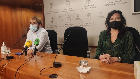 Daniel Ripa y Nuria Rodríguez