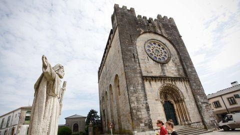 Iglesia de San Xoán o San Nicolao de Portomarín